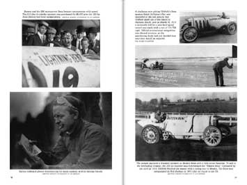 Barney Oldfield Book Photo Spread